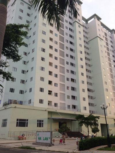 Dự án chung cư Nhất Lan 3 của BCI đã bàn giao cho khách hàng hơn 1 năm dù chưa được cho phép hoàn công