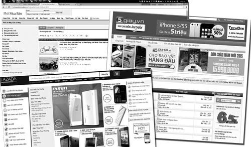 Sắp tới, việc mua bán trên mạng sẽ được quản lý chặt hơn