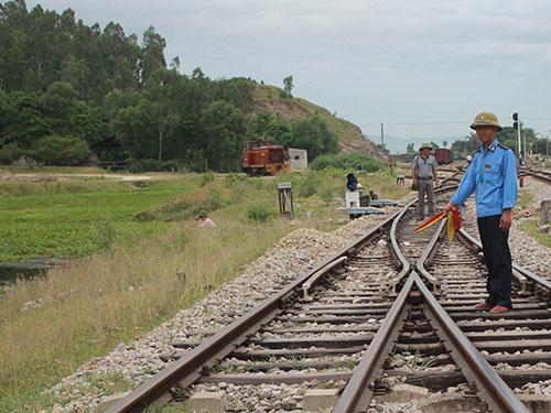 Tuyến đường sắt Cầu Giát - Nghĩa Đàn bỏ hoang nhiều năm