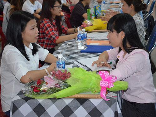 Hơn 1.000 sinh viên được giới thiệu việc làm