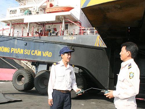 Năm 2015, cảng Bến Nghé quyết tâm ổn định thu nhập và phúc lợi cho người lao động