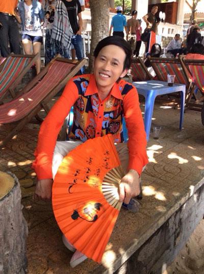 Danh hài Hoài Linh. Ảnh Facebook