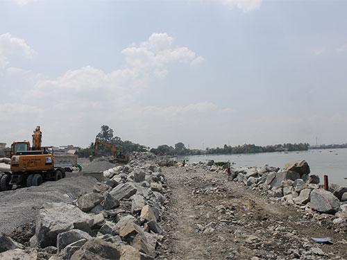 """Người dân TP Biên Hòa, tỉnh Đồng Nai không đồng tình với dự án """"Cải tạo cảnh quan và phát triển đô thị ven sông Đồng Nai"""""""
