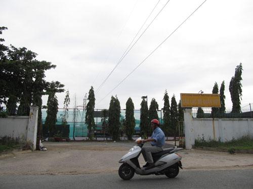 Dường như Công ty TNHH MTV Công nghiệp tàu thủy Sài Gòn không có nhu cầu sử dụng khu đất 1027 Phạm Thế Hiển, quận 8, TP HCM