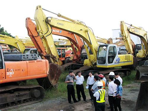 Công ty TNHH TMDV Vĩnh Phát đã chịu giao đất đang kinh doanh bãi xe cơ giới để thi công tuyến metro