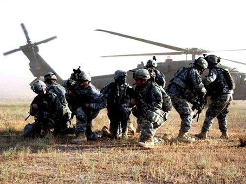 Đặc nhiệm Delta Force Nguồn: ALJAZEERA.NET