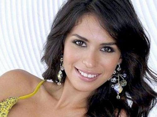 Cựu hoa hậu Emma Coronel Ảnh: TWITTER