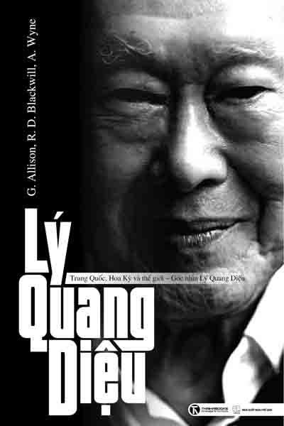 Một trong những cuốn sách về ông Lý Quang Diệu xuất bản tại Việt Nam