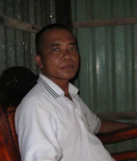 Thuyền trưởng Phan Văn Xuyên quyết định giải nghệ sau chuyến biển kinh hoàng Ảnh: DUY NHÂN