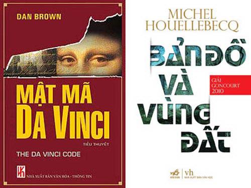 """Những cuốn sách có quá nhiều lỗi sai: Hai cuốn """"Why"""" vừa họp báo công bố đã phải tự thu hồi; bìa các cuốn """"Kẻ trộm sách"""", """"Mật mã Da Vinci"""", """"Bản đồ và vùng đất"""""""