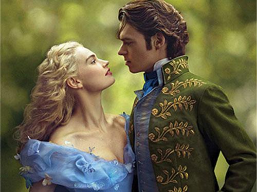 Cảnh trong phim Cinderella (Lọ Lem)