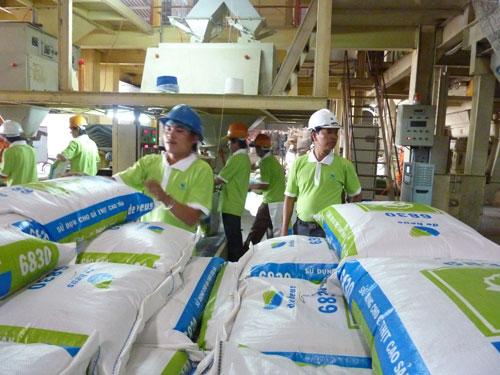 Một doanh nghiệp châu Âu sản xuất thức ăn chăn nuôi tại Đồng Nai