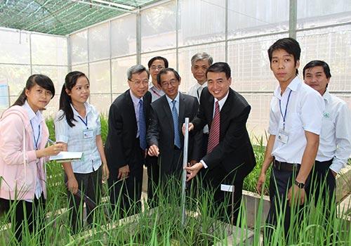 Việc hợp tác với Công ty DuPont sẽ tạo điều kiện cho Trường ĐH Tiền Giang phát triển nguồn nhân lực chất lượng cao trong nông nghiệp