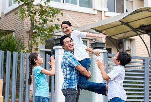 Bạn sẽ an tâm hơn về tương lai của gia đình nếu chuẩn bị một kế hoạch tài chính dự phòng vững chắc