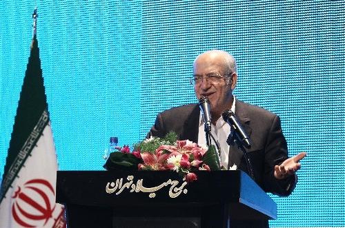 ÔngMohammad Reza Nematzadeh. Ảnh: Tân Hoa Xã