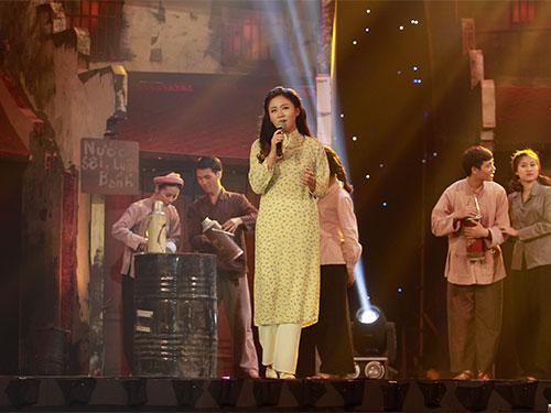 Ca sĩ Văn Mai Hương trong Giao điệu tự hào