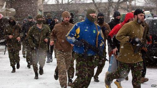 Hòa bình khó trở lại đối với Ukrainna