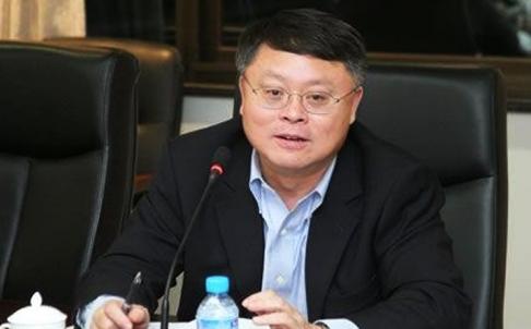 Ông Giang Miên Hằng, con trai lớn của cựu Chủ tịch Giang Trạch Dân. Ảnh: 163.com