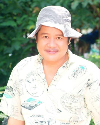 Danh hài Thanh Nam cũng có nhiều vai hề...dê trên sân khấu được khán giả yêu thích