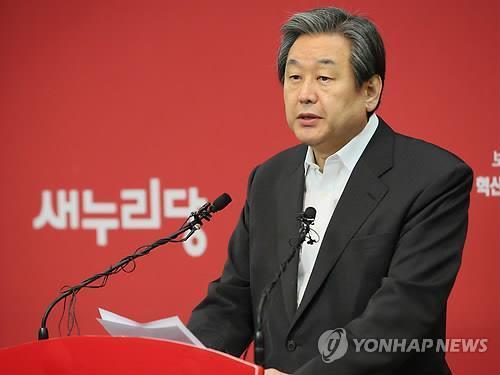 Min Kyung-wook, phát ngôn viên của tổng thống Hàn Quốc. Ảnh: Yonhap