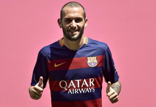 Aleix Vidal đã là người của Barcelona