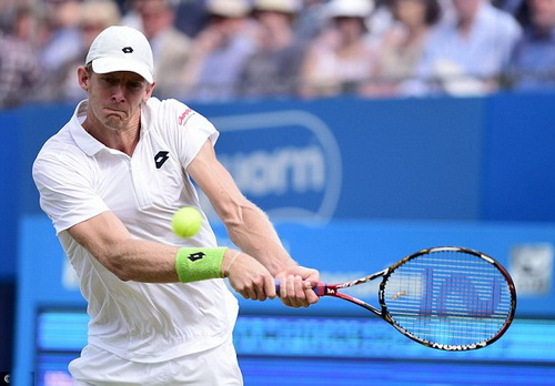 Anderson loại liên tiếp hai tay vợt mạnh
