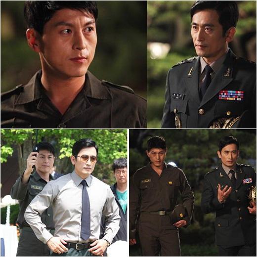 Gwang Hoon từ một sĩ quan bình thường trở thành người kế cận của vị tướng Chun Tae Woong đầy quyền lực.