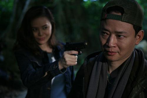 """Cảnh trong phim """"Khi đàn chim trở về"""" (phần 3) của Trung tâm Sản xuất phim truyền hình Việt Nam, phát trên VTV1. (Ảnh do đoàn phim cung cấp)"""