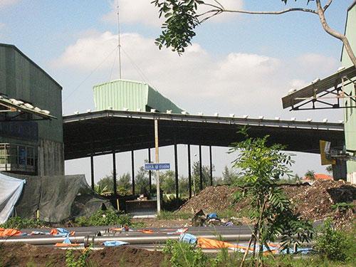 Nhà máy Xử lý rác Hội An đang gây ô nhiễm môi trường