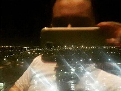 Bức ảnh ám ảnh của Hussein Javadi
