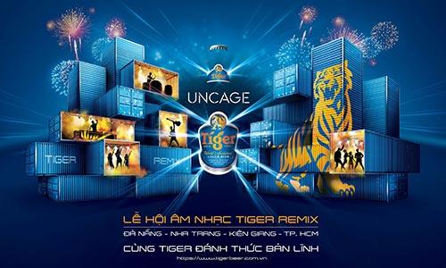 Lễ hội âm nhạc Tiger Remix 2015