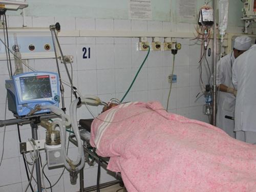1 nạn nhân 50 tuổi chưa xác định được danh tính có nguy cơ tử vong rất cao