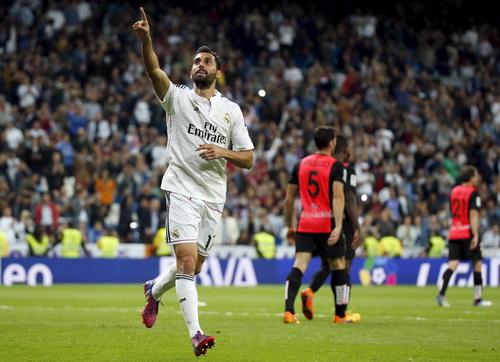 Arbeloa ghi bàn đầu tiên ở mùa giải năm nay cho Real Madrid