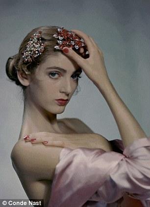 Carmen Dell'Orefice thời trẻ