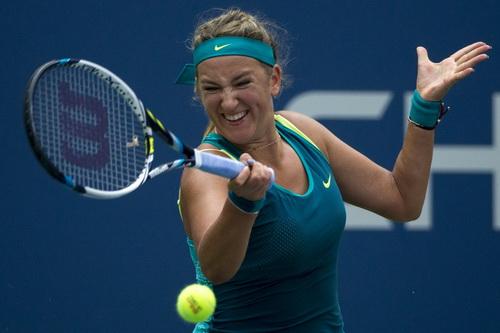 Victoria Azarenka vào vòng ba
