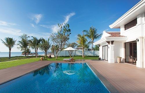 Thật tuyệt khi chỉ mua một biệt thự nghỉ dưỡng ở Phú Quốc mà vẫn được nghỉ tại Nha Trang, Đà Nẵng