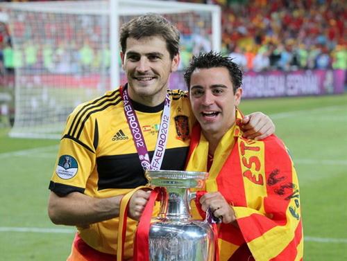 Xavi bị CLB chủ quản cấm tham dự trận đấu xứ Catalonia với Venezuela - Ảnh 3.