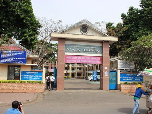 Trường THPT dân lập Văn Hiến được UBND tỉnh Đồng Nai chấp thuận chuyển sang trường tư thục