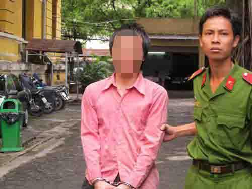 """Một thanh niên phải ra tòa vì hành vi """"Cố ý gây thương tích""""Ảnh: Phạm Dũng"""