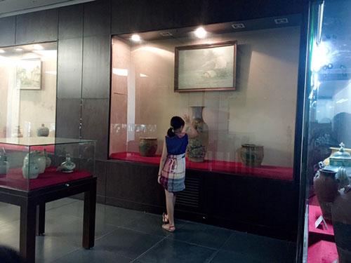 Dù đầu tư trên 2.000 tỉ đồng nhưng Bảo tàng Hà Nội hoạt động kém hiệu quả, ít người đến tham quan, tìm hiểu Ảnh: HOÀNG LAN ANH