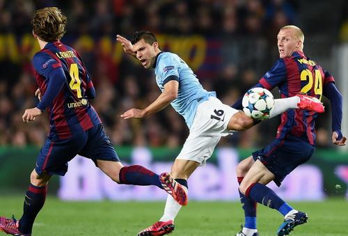 Barcelona là thách thức lớn nhất cho mọi đối thủ mùa này