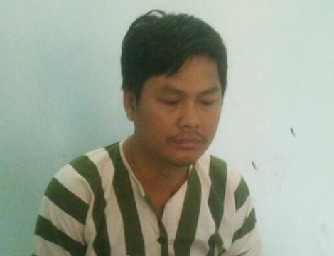 Lê Minh Hòa bị bắt tạm giam vì lừa đảo bán xe tang vật để trong khuôn viên trại giam Chí Hòa