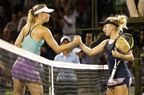 Sharapova còn nhiều việc phải làm trước giải Pháp mở rộng