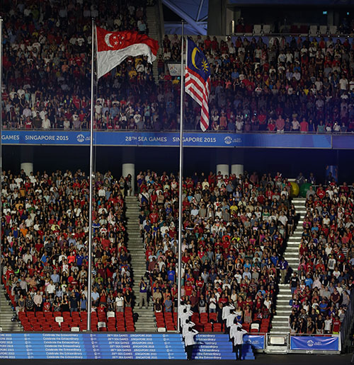 Chia tay SEA Games 28, mọi người hẹn gặp lại ở SEA games 29 tại Malaysia