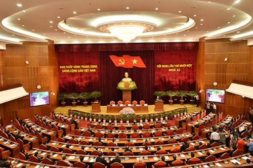 Bế mạc Hội lần thứ 11 Ban chấp hành Trung ương Đảng khóa XI