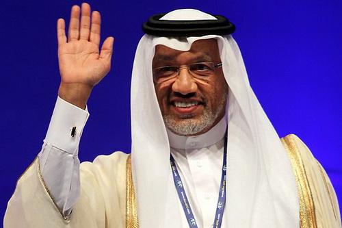 Hoàng thân Mohammad Bin Hammam, nguyên chủ tịch AFC, dùng quyền lực và tiền bạc để giành quyền đăng cai World Cup cho Qatar