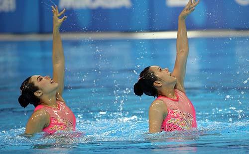 Đi bằng mô hình xã hội hoá và đứng thứ 4, nhưng các VĐV bơi nghệ thuật đã chứng tỏ tiềm năng của mình.