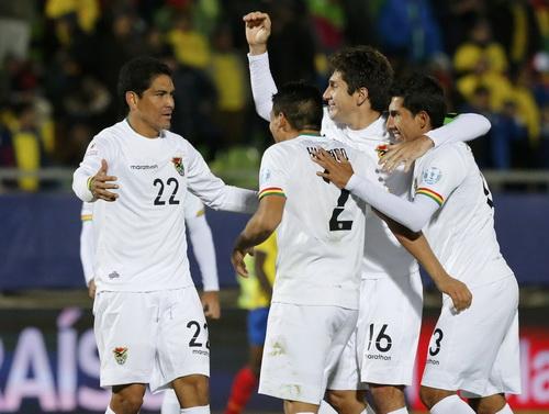 Bolivia giành chiến thắng đầu tiên sau 18 năm