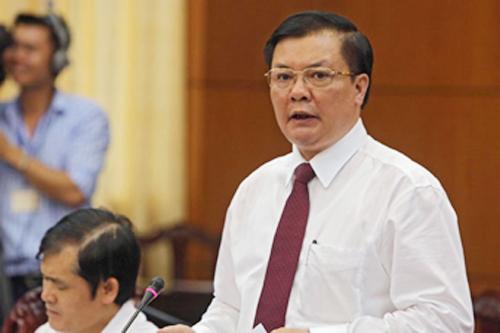 Bộ trưởng Đinh Tiến Dũng: Bội chi NSNN năm 2013 là 236.769 tỉ đồng, vượt 41.269 tỉ đồng so với mức QH đã điều chỉnh