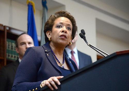 Bộ trưởng Tư pháp Mỹ Lorretta Lynch